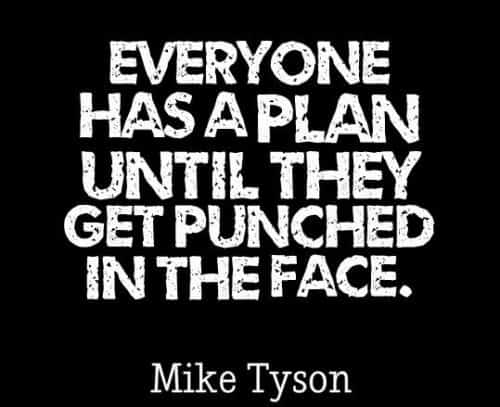 Everyone has a plan until they get punched in the face -Mike Tyson. Understanding how trauma affects your family | PreparednessMama