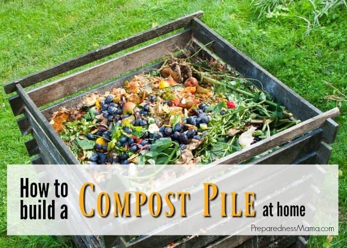 DIY Composting at Home