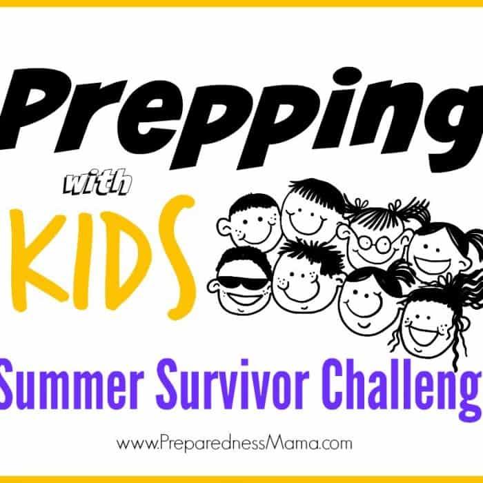Summer Survivor Challenge