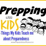 What Kids Teach About Preparedness