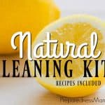 Make a DIY Natural Cleaning Kit