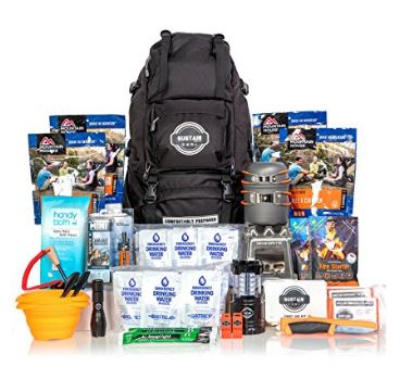 Premium Emergency Survival Bag outdoor survival gear