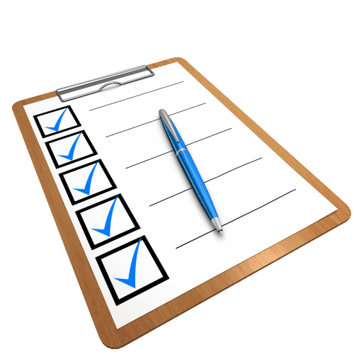 list emergency preparedness checklist