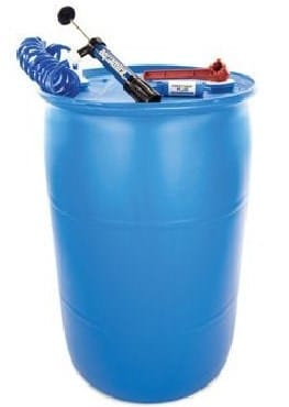 55 Gallon Drum Drinking Water Barrels For Emergency
