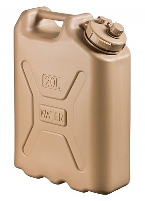 Scepter 5 Gallon True Military Water Container