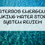 WaterBOB Emergency Drinking Water Storage System Review