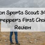 Teton Sports Scout 3400 – A Prepper's First Choice – Review
