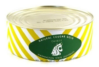 WSU Wazzu canned cheese
