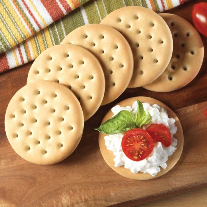 product photo of pilot bread crackers by Mountain House