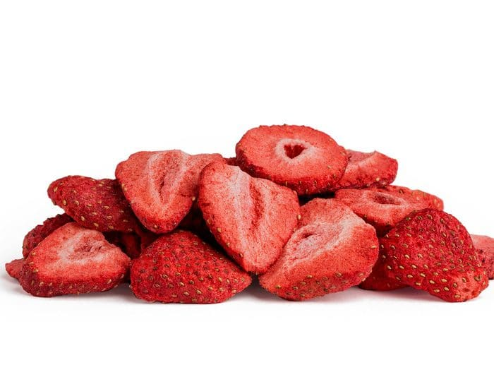 Best Places To Buy Freeze-Dried Strawberries For Survival Food