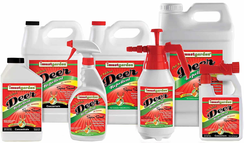 I Must Garden Deer Repellent