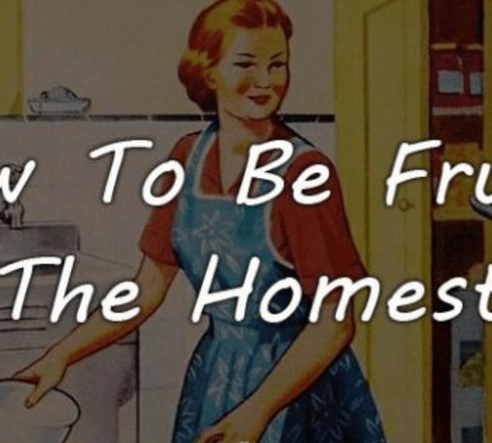 7 Vintage Frugal DIY Tips For A Better Homestead