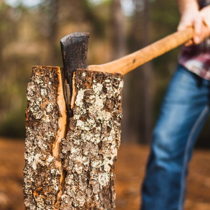 The Best Axe to Split Wood Guaranteed to Make the Cut