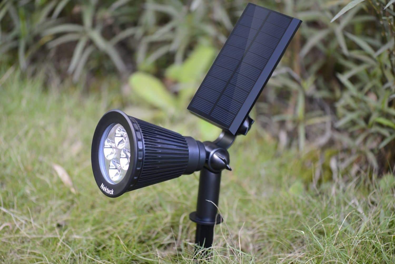 neckteck solar lights
