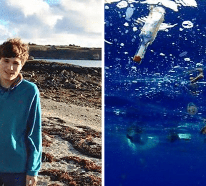 Irish Teen Invents Magnetic Liquid Trap Able To Remove Up To 90% Of Microplastics From Water
