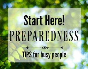 Preparedness planning can be overwhelming when you don't know where to start. Even planning the simple things like who to call in an emergency and where to meet afterwards will give you peace of mind | PreparednessMama