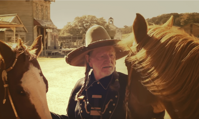 Willie Nelson Rescues 70 Horses From Slaughter, Now They Roam Free on His Ranch