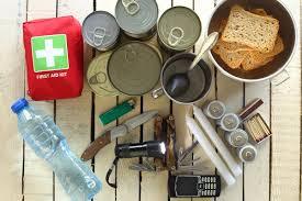 DIY 72 Hour Emergency Food Kit
