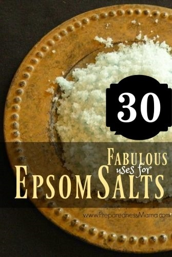 30 Uses for Epsom Salts