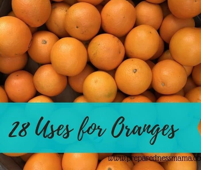 28 Uses for Oranges – Never Waste Another Orange