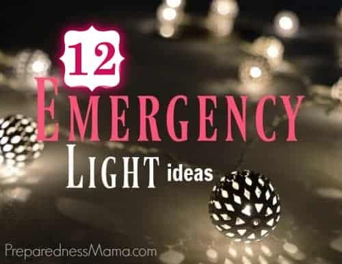 12 Emergency Light Ideas to Illuminate Your Kits
